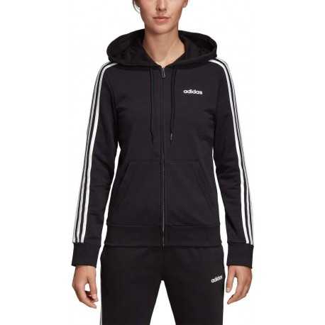 Adidas Essentials 3 Stripe Full Zip DP2419