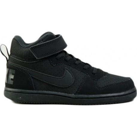 Nike Court Borough Mid Psv  870026-001