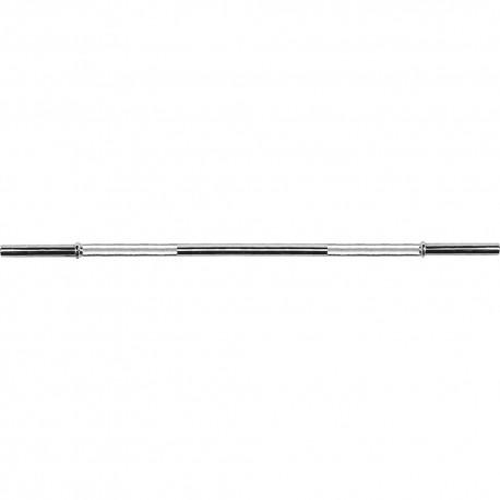 Μπάρα με ίσιο κολάρο Φ28mmx120cm, 6kg  44350