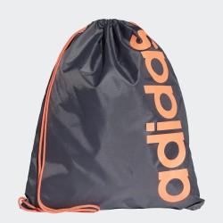 Linear Core Gym Bag  FM6762  Μαύρο πορτοκαλί