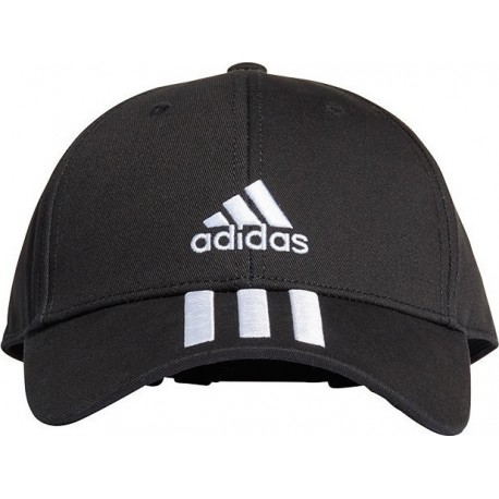 Adidas Baseball 3-Stripes Twill FK0894 Black
