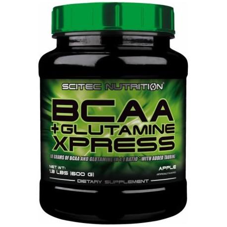 SCITEC NUTRITION BCAA + GLUTAMINE XPRESS (600 GR)