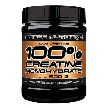 Scitec Nutrition 100% Creatine Monohydrate (500 gr)