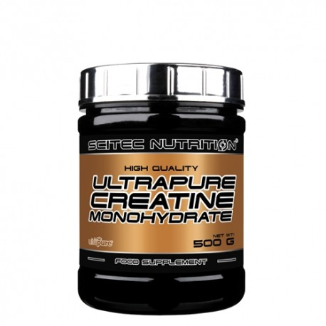 SCITEC NUTRITION ULTRAPURE CREATINE (500gr)
