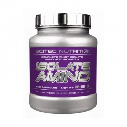 Isolate Amino 500caps (Scitec Nutrition)