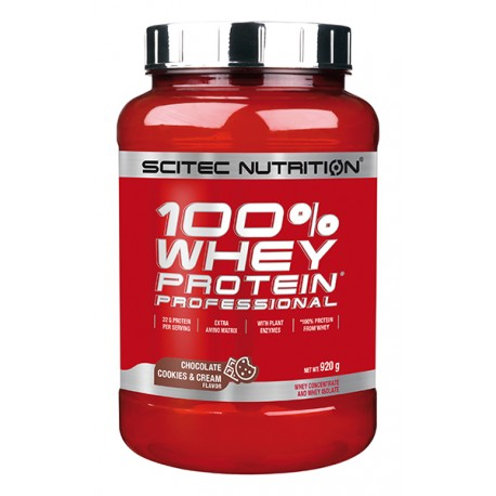 Scitec Nutrition 100% Whey Protein Professional ( 920 gr)