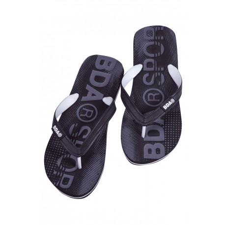 Body Action Ανδρικές Σαγιονάρες 093006-01 Black