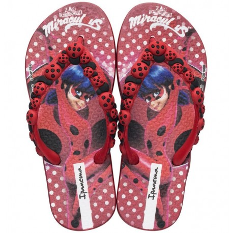 Ipanema Ladybug 26123-22491 Red/Black
