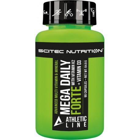 Scitec Nutrition Athletic Line Mega Daily Forte 90 Caps