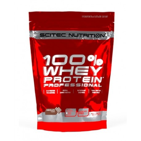 Πρωτεΐνη 100% Whey Protein Professional (500gr) - Scitec Nutrition