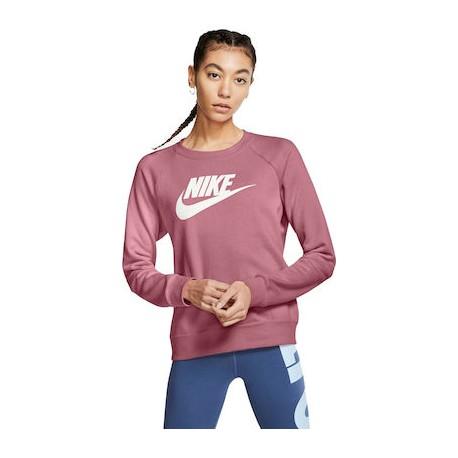 Nike Essential Fleece Crew BV4112-614 Pink
