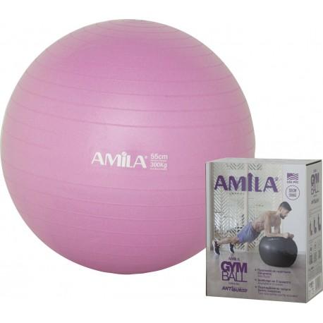 Amila Μπάλα Pilates 55cm, 1kg 95827