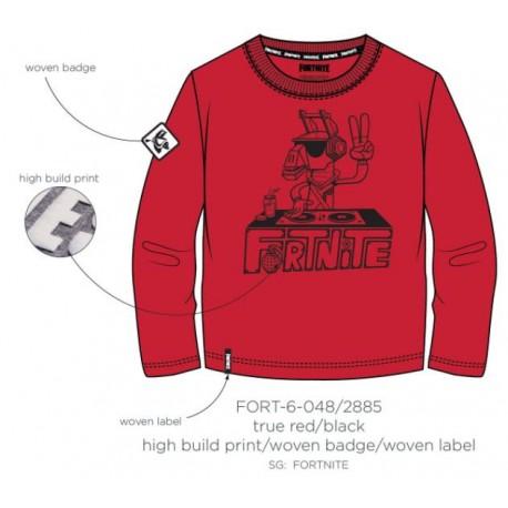 Fortnite Longsleeve Shirt Alpaca DJ (prepacked) 6-048/2885P