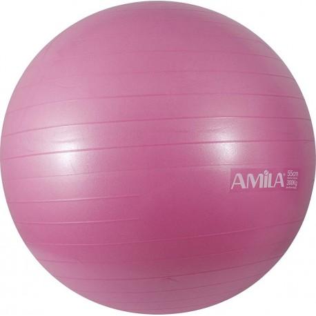 Amila Μπάλα Pilates 55cm 48438