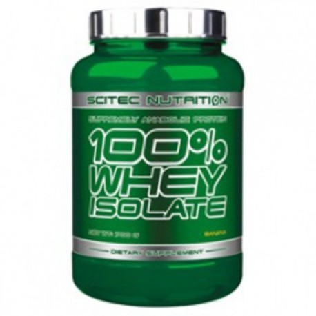 100% WHEY ISOLATE 2000gr (SCITEC)