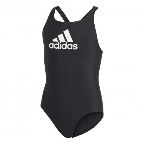 GIRLS BADGE OF SPORTS SWIMSUIT GN5892
