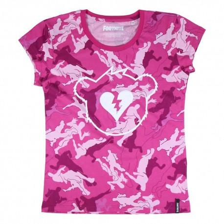 Fortnite Shirt Girl 6-041/9412