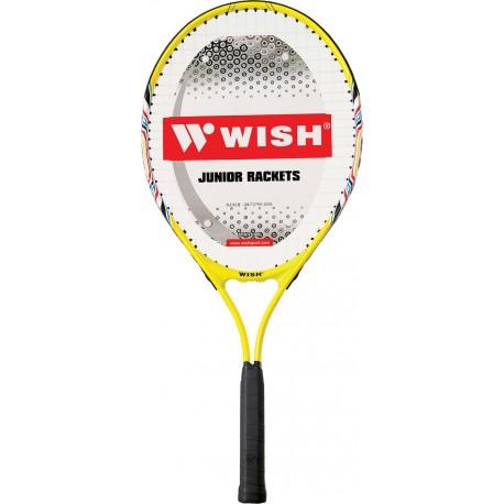 Ρακέτα Tennis Wish Wish 2600 23″ 42050 Yellow